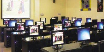 Fazaia College Computer Lab